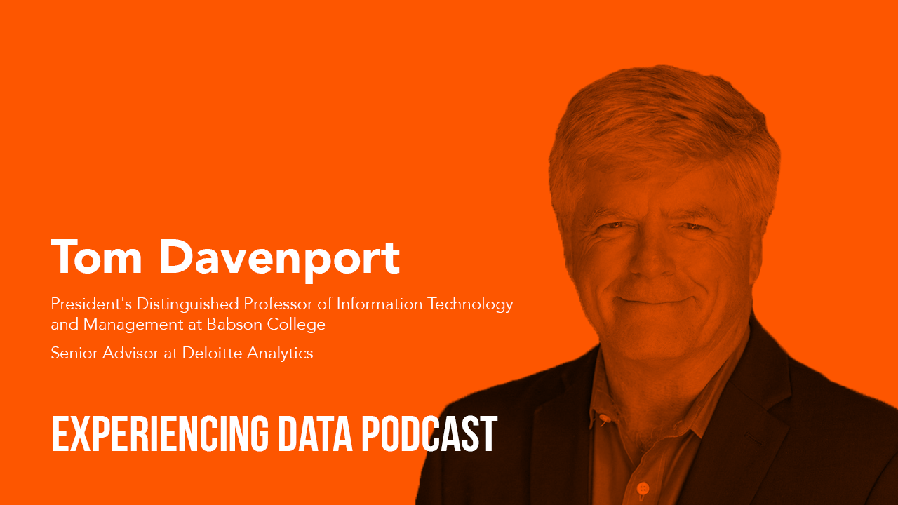 026 – Why Tom Davenport Gives a 2 out of 10 Score To the Data Science and Analytics Industry for Value Creation