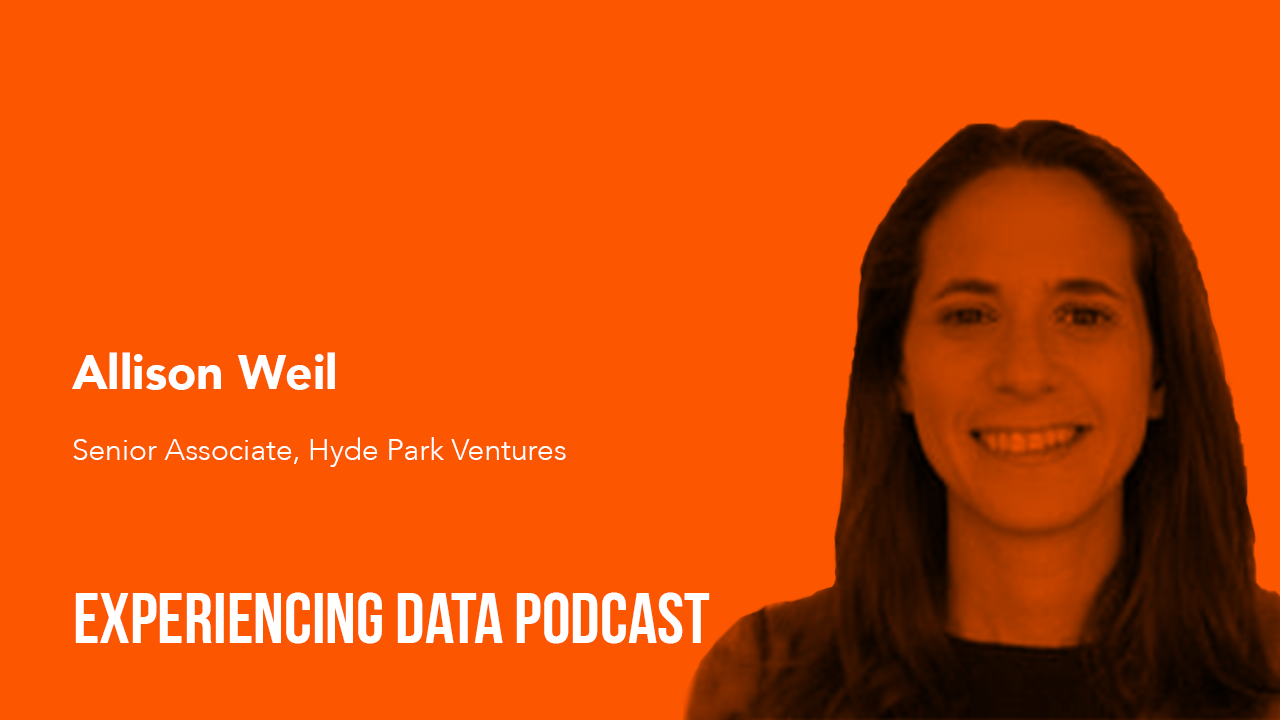 042 – Why Machine Learning and Analytics Alone Can't Drive Behavioral Change inside Police Departments with Allison Weil